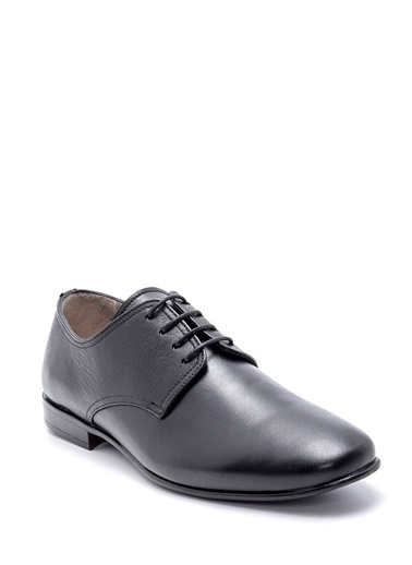 Derimod Erkek Ayakkabı (8535) Klasik Siyah